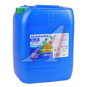 Жидкость адсорбирующая (аммиачная добавка) 20кг NIAGARA AdBlue,