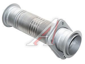 Сильфон КАМАЗ-ЕВРО-2,3 в сборе (нержавеющая сталь) L=360мм, D=80мм МЕТАЛЛОКОМПЕНСАТОР 54115-1203012-02, 000.4859.150.000
