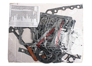 Прокладка двигателя ЯМЗ-7511.10 (инд.ГБЦ) комплект без ГБЦ (28 наименований) РД 7511.1000001-05,