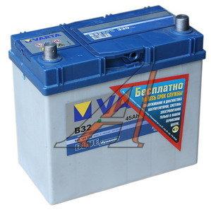 Аккумулятор VARTA Blue Dynamic 45А/ч обратная полярность 6СТ45 B32, 545 156 033 313 2