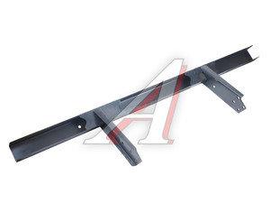 Бампер ГАЗ-3307 задний (брус противооткатный) (ОАО ГАЗ) 3307-2815010