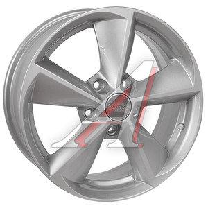 Диск колесный литой SKODA Octavia (12-) R16 КС-681 Сильвер K&K 5х112 ЕТ46 D-57,1