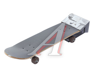 "Скейтборд 31х8"" алюминиевый трак Park 2 LARSEN 336059, SBHC-2,"