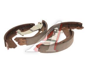 Колодки тормозные SUZUKI Ignis (03-) задние барабанные (4шт.) TRW GS8724, 53200-84E01