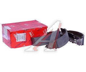 Колодки тормозные HYUNDAI HD35 (17-) KIA Bongo 3 (06-) (2WD) задние барабанные (4шт.) TRW GS8428, 58350-4EA00