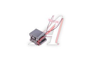 Колодка разъема реле электромагнитного 4-х конт.СБ CARGEN AX-340-3