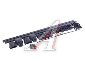 """Багажник CHEVROLET Lachetti хетчбек (04-) прямоугольный, сталь комплект L=1200см """"LUX"""" 6932 МУРАВЕЙ, 692032"""