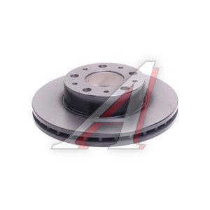 Диск тормозной PEUGEOT Boxer CITROEN Jumper (06-) передний (1шт.) TRW DF4771S