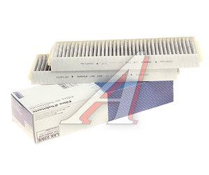 Фильтр воздушный салона AUDI A6 (05-11) угольный (2шт.) MAHLE LAK239/S, 4F0898438C