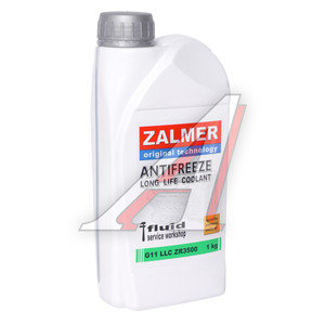Антифриз зеленый -40С 1кг ZALMER ZALMER