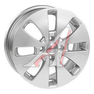 Диск колесный литой KIA Rio (11-) R15 КС-582 БП K&K 4х100 ЕТ48 D-54,1