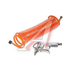 Пистолет для продувки с шлангом 5.5м ТОП АВТО НН-090-PU5.5М