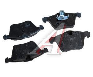Колодки тормозные FORD S-Max,Galaxy LAND ROVER Freelander VOLVO S80,V60,V70 передние (4шт.) TRW GDB1684, 31200229