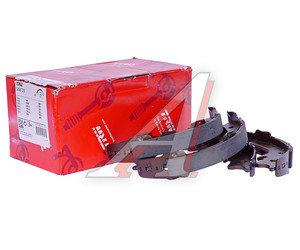 Колодки тормозные TOYOTA стояночного тормоза (4шт.) TRW GS8723, 46540-20080