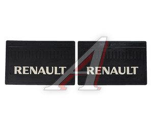 Брызговик 33х52см (RENAULT) комплект АВТОТОРГ АТ-7901,