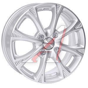 Диск колесный литой PEUGEOT 307,308,Partner R15 Блюз БП K&K 4х108 ЕТ27 D-65,1