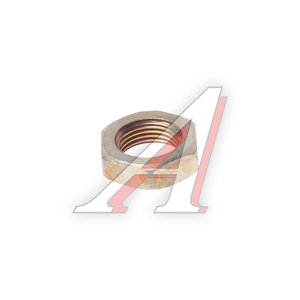 Гайка М18х1.5 болта поворотного круга низкая КАМАЗ,НЕФАЗ БЕЛЗАН 1/07266/11