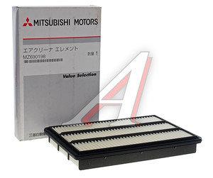 Фильтр воздушный MITSUBISHI Pajero (01-) (3.2 DI/D) OE MZ690198, LX2885, MR404847/MR571476