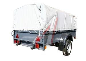 Прицеп легковой САЗ-82993-01 в сборе окрашенный (2400х1200х370) САЗ-82993-01