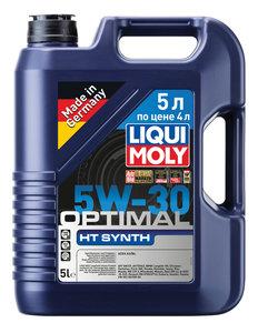 Масло моторное OPTIMAL SYNTH VW 502/00/505/00 синт.5л LIQUI MOLY LM SAE5W30 39010,