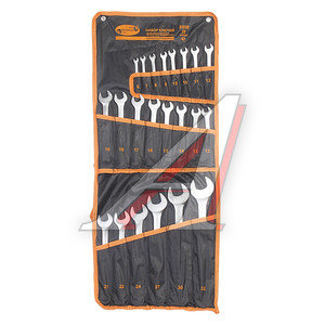 Набор ключей комбинированных 6-32мм 22 предметов в сумке АВТОДЕЛО АВТОДЕЛО 31220, 13411