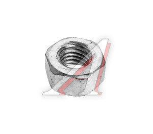 Гайка М12х1.75х10 S=19 крепления баков топливных, ПГУ Н/О ЗИЛ РААЗ 250514-П29