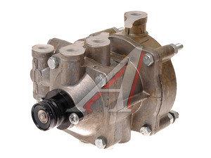 Клапан КАМАЗ,МАЗ полуприцепа с клапаном обрыва (2) Н/О РААЗ 25-3522210-10