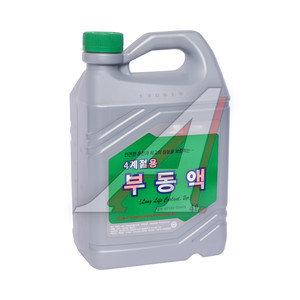 Антифриз зеленый концентрат 4л HYUNDAI OE 07100-00400, HYUNDAI COOLANT