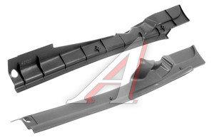 Накладка порога ВАЗ-2110 задняя комплект 2110-5109078/79, 2110-5109079