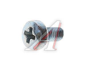 Винт М3х0.5х6 цилиндр под крест DIN7985