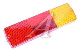Рассеиватель ГАЗ,ЗИЛ,КАМАЗ фонаря заднего Н/О (2 болта) левый ФП130-3716-01, 2 болта