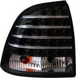 Фонарь задний ВАЗ-2170 ПРИОРА PRO SPORT тонированный черный светодиодный комплект RS-05890, 21700-3716010-00