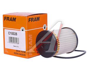 Фильтр топливный FRAM C10026,