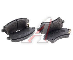 Колодки тормозные TOYOTA Corolla (02-) передние (4шт.) HSB HP5145, GDB3288, 04465-02130
