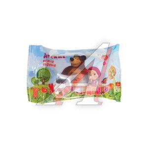 Салфетка влажная универсальная 15х18см в мягкой упаковке детские 20шт. МАША И МЕДВЕДЬ MM-30001