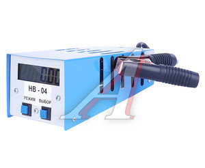 Вилка нагрузочная для измерения заряда АКБ 24V, емкость до 240А/ч, ток нагрузки 100А , ж/к индикатор НВ-04, HB-04