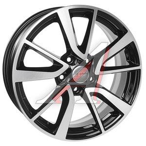 Диск колесный литой VW Golf,Jetta,Passat (-15) SKODA Octavia (12-),Superb (-15) R17 КС-699 АЧ K&K 5х112 ЕТ49 D-57,1
