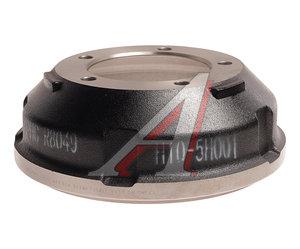 Барабан тормозной HYUNDAI HD65 задний (шир.75мм) (1шт.) VALEO PHC R8049, 52761-5H001