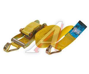 Стяжка крепления груза 3т 6м-38мм (лента + механизм) DOLLEX ST-063830, 39552