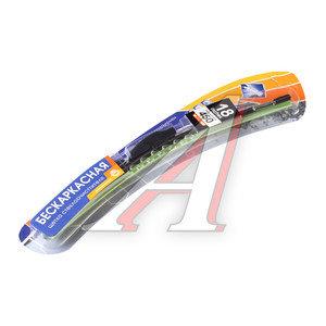 Щетка стеклоочистителя 450мм беcкаркасная NOVA BRIGHT 38662