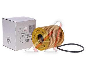 Фильтр масляный CITROEN C2-C8,Jumper PEUGEOT Boxer OE 1109.AH, OX339/2D