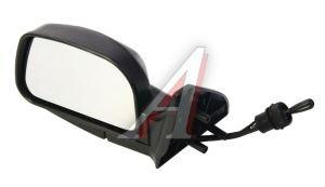 Зеркало боковое ВАЗ-2108 левое антиблик хром Политех-Р-9рта/СПл, 2108-8201051
