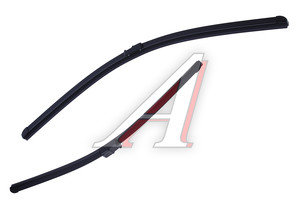 Щетка стеклоочистителя VW Golf 5,Jetta 3 AUDI A3 (03-04) 600/475мм комплект Aerotwin BOSCH 3397118936