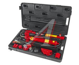 Набор инструментов для кузовных работ профессиональный, усилие 10т, 17шт. в кейсе JTC JTC-HB210