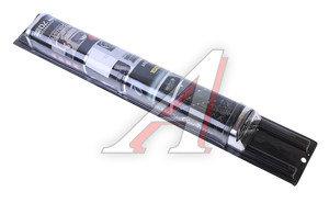 Шторка автомобильная для боковых стекол 70см (L) роликовая серебро карбон сетчатая 2шт. CARBON 1701336-276 SL,