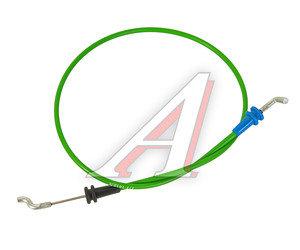 Трос MERCEDES Actros привода замка двери левой DIESEL TECHNIC 463400, 0007200113