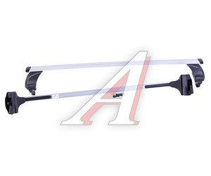 Багажник KIA Rio седан (11-) прямоугольный алюминий комплект АТЛАНТ 7549