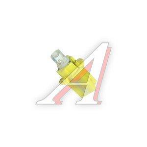 Лампа светодиодная BAх1.2W 1.2W W2х4.6d 12V Yellow MEGAPOWER M-30430Y