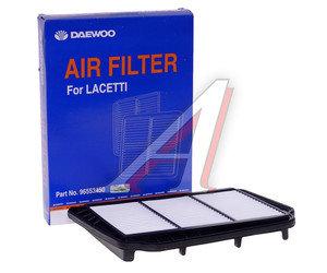 Фильтр воздушный DAEWOO Nubira CHEVROLET Lacetti OE 96553450, LX2679