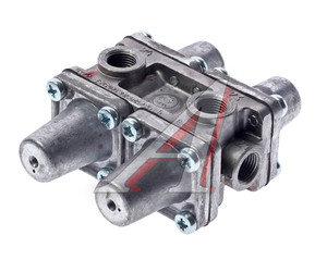 Клапан КАМАЗ,НЕФАЗ защитный 4-х контурный НУР-ТЕХ 53215-3515400-10